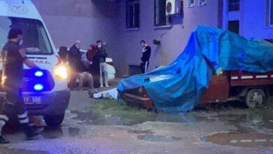 Photo of 5. kattan düşen yaşlı adam hayatını kaybetti