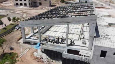 Photo of Eyyübiye'de kalıcı eserler inşa ediliyor