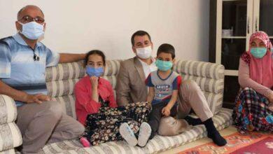 Photo of Baydilli'den engellilere anlamlı ziyaret