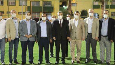 Photo of Başkan Beyazgül, Şanlıurfaspor'u tebrik etti
