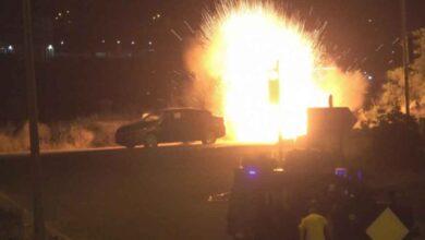 Photo of Şehrin ortasında bombalı araç paniği
