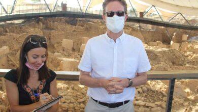 Photo of Büyükelçi Meyer-Landrut Göbeklitepe'yi ziyaret etti