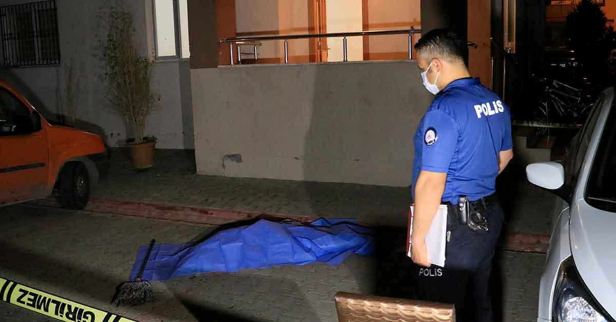 13. kattan düşen 12 yaşındaki çocuk hayatını kaybetti