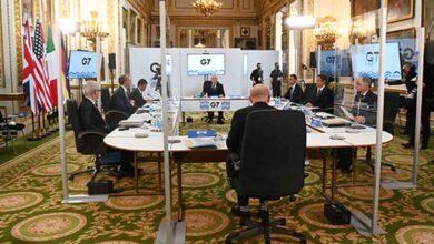 Photo of G7 ülkeleri Rusya'ya karşı ortak bildiri yayınladı