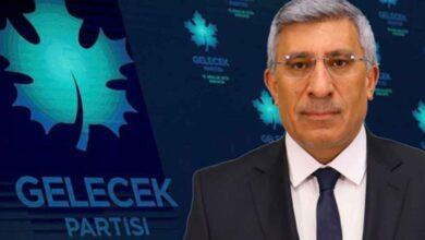 Photo of Gelecek Parti Şanlıurfa İl Başkanı İstifa Edecek
