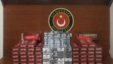 Photo of Şanlıurfa Gümrüğünde Binlerce Kaçak Sigara Yakalandı