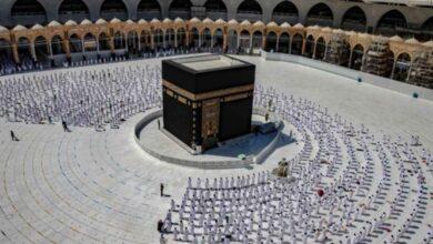 Photo of Suudi Arabistan, bu yılki hac ibadeti için 60 bin kişi kabul edecek