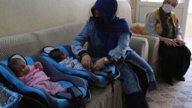 Photo of Haliliye Belediyesinden bebeklere hediye