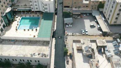 Photo of Haliliye'de asfalt çalışması
