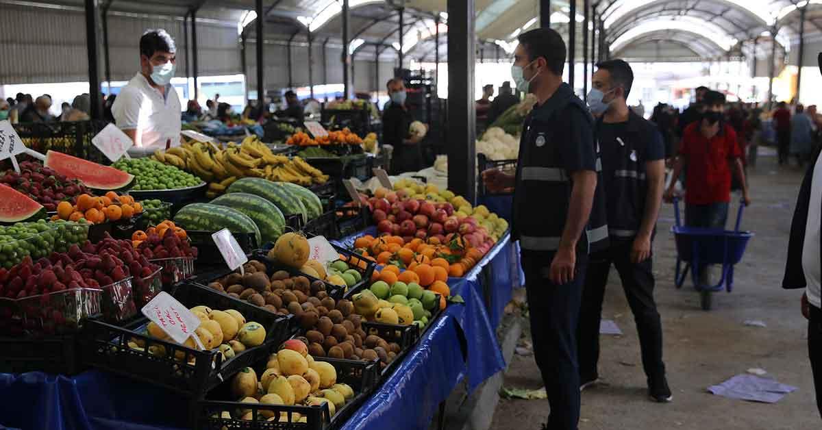 Haliliye'de kurulacak pazar yerleri açıklandı