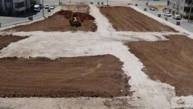 Photo of Haliliye'de yeni parklarda çalışmalar tam hız sürüyor