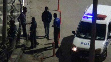 Photo of Urfa'da hırsızlar görevliyi döverek bayılttı