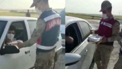Photo of Urfa'da Jandarma denetiminde bayram şekeri
