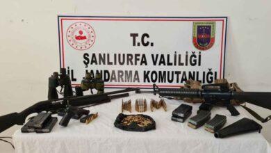 Photo of Şanlıurfa'da silah kaçakçılarına operasyon