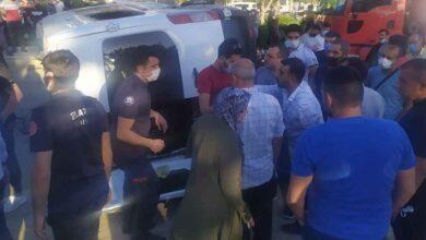 Photo of Minibüs, otomobil ve motosiklet kaza yaptı: 19 yaralı