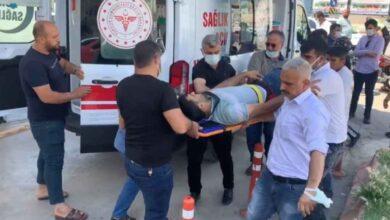 Photo of Şanlıurfa'da Motosikletler Çarpıştı! 1 Yaralı