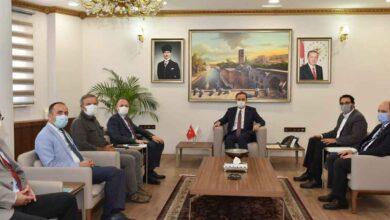 Photo of Kültür Varlıkları ve Müzeler Genel Müdürü Şanlıurfa'da