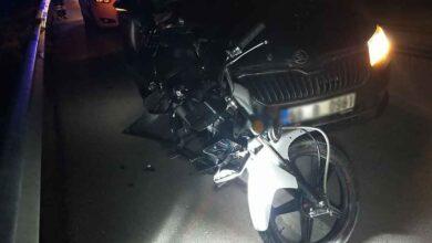 Photo of Otomobil motosiklete çarptı: 1 ölü, 1 yaralı