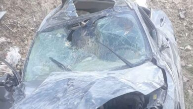 Photo of Otomobil şarampole yuvarlandı: 1 ölü, 3 yaralı