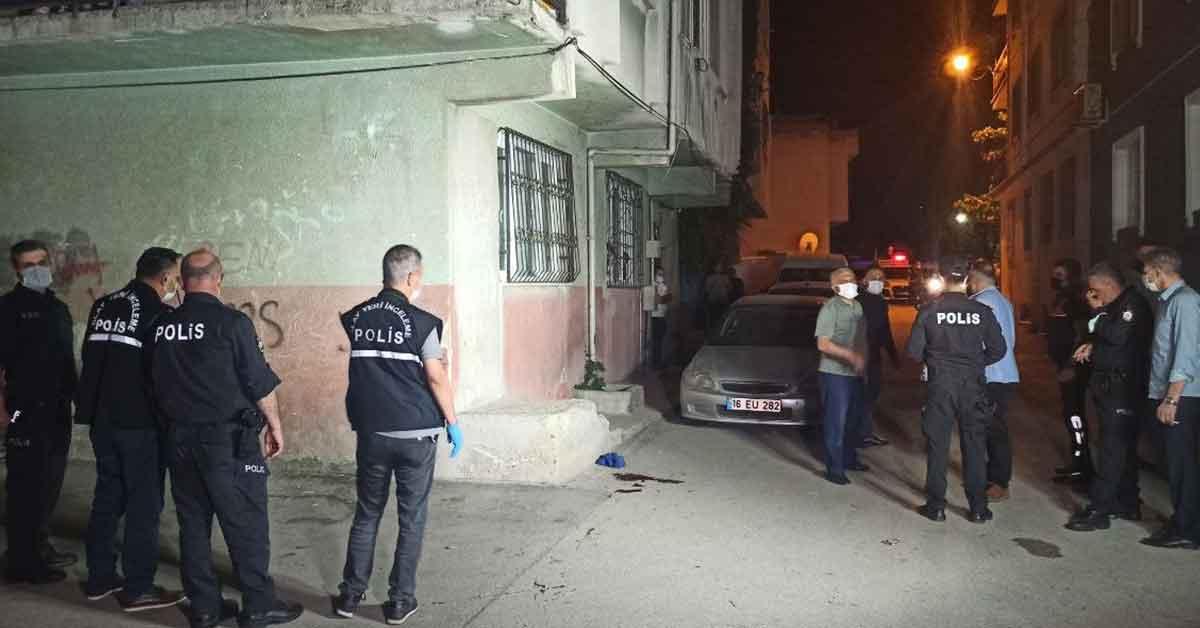 İhbara giden polis ekibine silahlı saldırı: 1'i polis, 2 yaralı