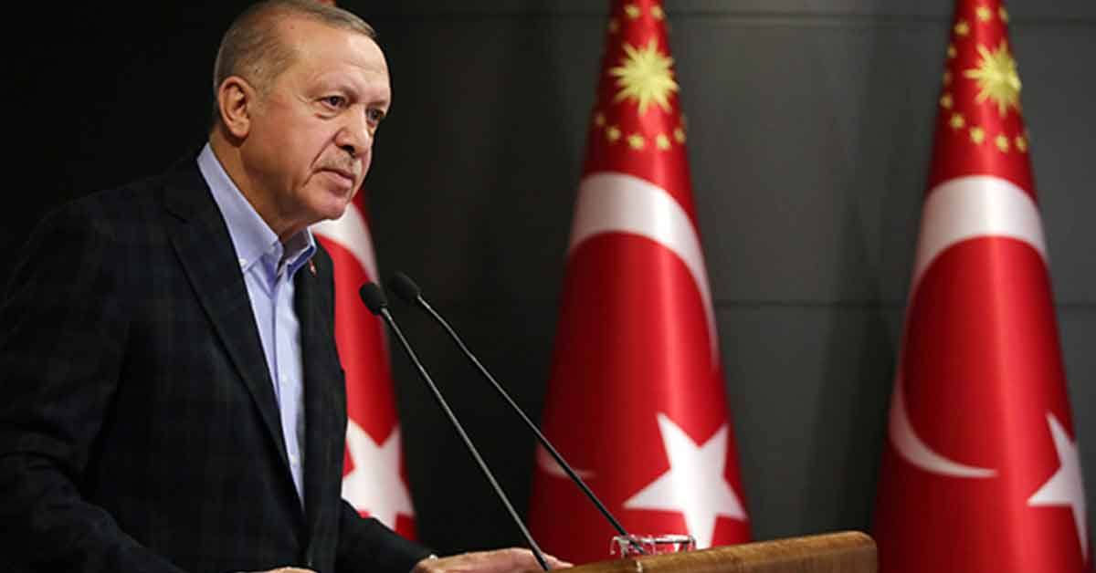 Cumhurbaşkanı Erdoğan, Ürdün Kralı 2. Abdullah ve Kuveyt Emiri ile telefonda görüştü