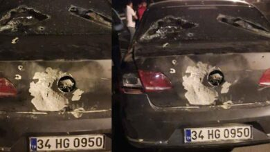 Photo of Şanlıurfa'da araca silahlı saldırı