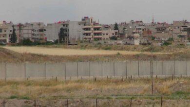 Photo of Suriye sınırı 'güvenlik duvarı' ile örüldü