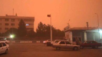 Photo of Suriye'den gelen toz bulutu Şanlıurfa'yı esir aldı