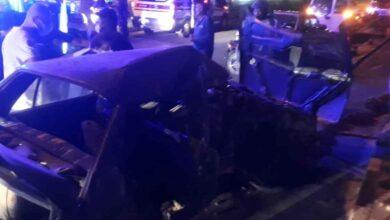 Photo of İki otomobil çarpıştı: 1 ölü