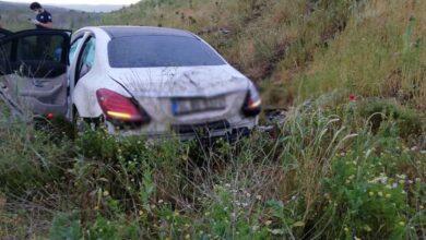 Photo of Trafik kazası: 1 ölü, 5 yaralı
