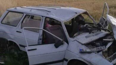 Photo of Trafik kazası: 8 yaralı