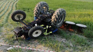 Photo of Şanlıurfa'da Traktör Devrildi! 1 Yaralı