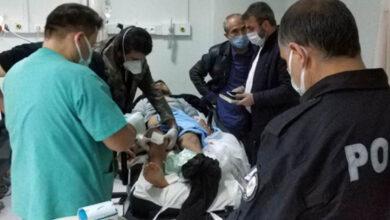 Photo of 16 Yaşındaki Çocuk Silahla Vuruldu