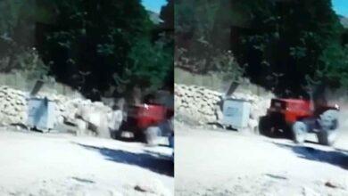 Photo of Urfa'dan yardım için gitti, traktörün altında kaldı
