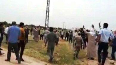 Photo of Urfa'da Elektriği kesen ekipler ile köylüler karşı karşıya geldi