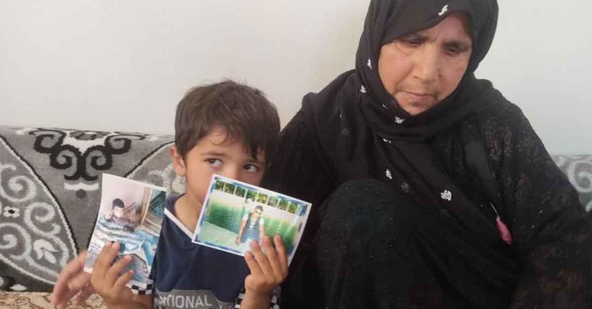Urfa'da iki çocuk babası gençten haber alınamıyor