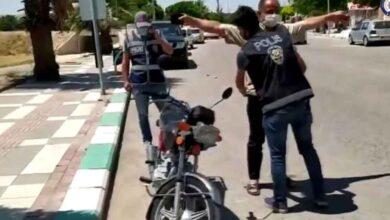 Photo of Urfa'da 5 Günde 154 adet kaçak motosiklet yakalandı