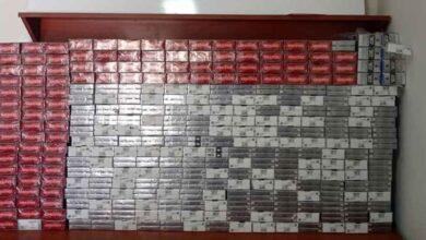 Photo of Şanlıurfa'da 3 Bin Paket Kaçak Sigara Ele Geçirildi