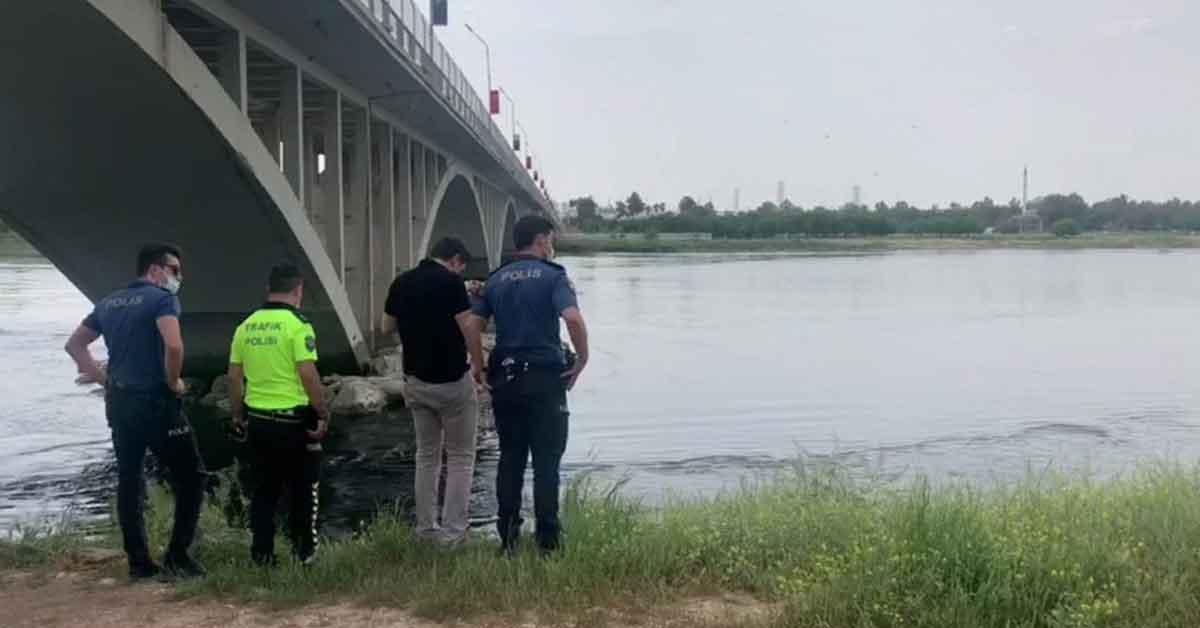 Urfa'da Köprüden birinin atladığı iddiası ekipleri alarma geçirdi