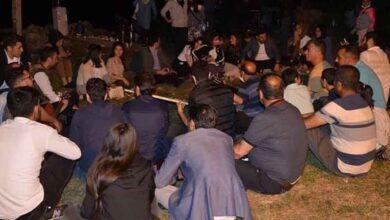 Photo of Urfa'da Kültür gezisinde korona virüsü yok saydılar