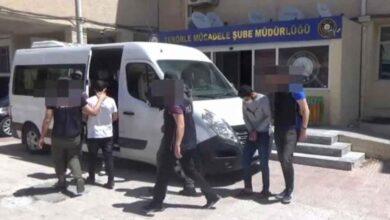 Photo of Şanlıurfa'da terör operasyonu: 5 tutuklama