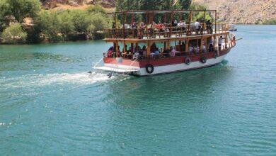 Photo of Halfeti'ye turist akını