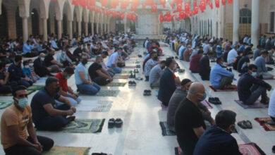 Photo of Peygamberler şehrinde bayram namazı coşkusu