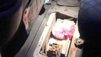Photo of Akü kısmına gizlenen uyuşturucuları Alfa buldu