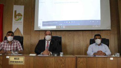 Photo of Viranşehir'de Mayıs ayı meclis toplantısı yapıldı