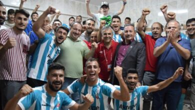 Photo of Viranşehir Belediyespor'dan 5-0'lık Galibiyet