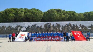Photo of TEM Polisleri, Urfalı Öğrencilerle Çanakkale Gezisinde