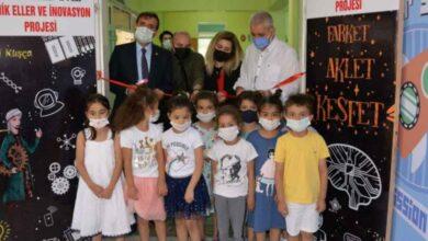 Photo of Minik Eller İnovasyon proje okulunun açılışı yapıldı