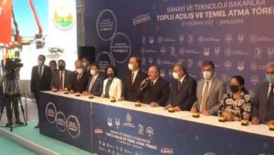 Photo of Şanlıurfa'ya 67 milyon tl'lik 5 proje