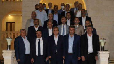 Photo of Başkan Baydilli Kaf Üyeleri İle Bir Araya Geldi